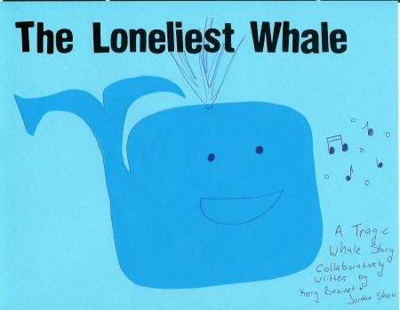 Loneliest Whale 01