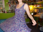 my best twirling dress