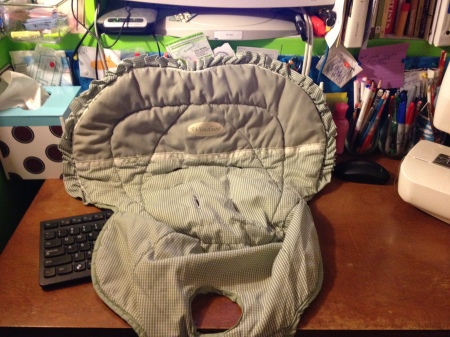 baby seat cover)