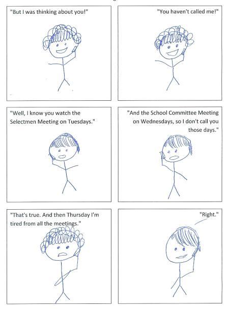 Mom's Meetings